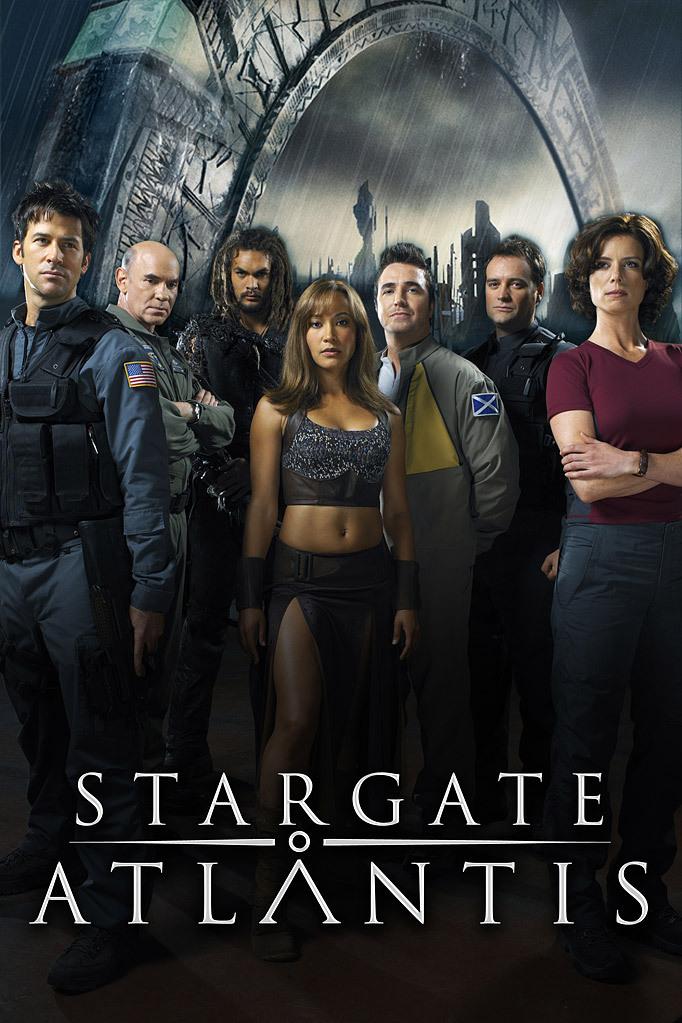 stargate atlantis tv series 2004�2009 imdbpro