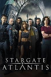 Stargate Atlantis - Season 5 poster