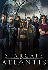 Stargate: Atlantis Poster - TV Show Forum, Cast, Reviews