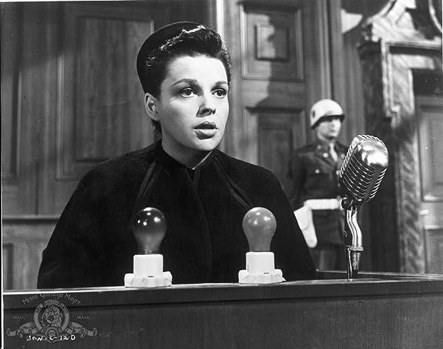 Judy Garland in Judgment at Nuremberg (1961)