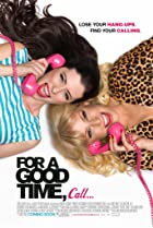 For a Good Time, Call... (2012) Poster