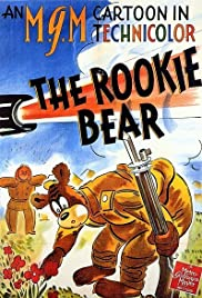 The Rookie Bear Poster