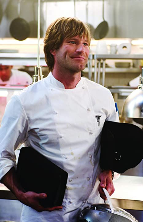 Aaron Eckhart in No Reservations (2007)