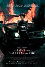 The Girl Who Played with Fire(2010)