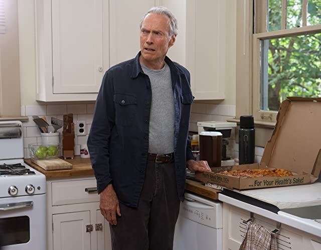 Clint Eastwood in Trouble with the Curve (2012)