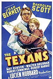 The Texans (1938) Poster - Movie Forum, Cast, Reviews