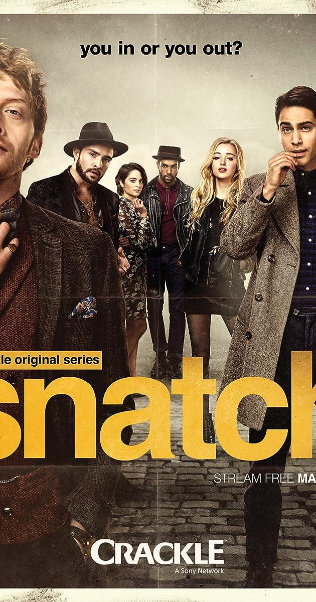 Snatch (TV Series 2017– ) - IMDb Ed Westwick Imdb