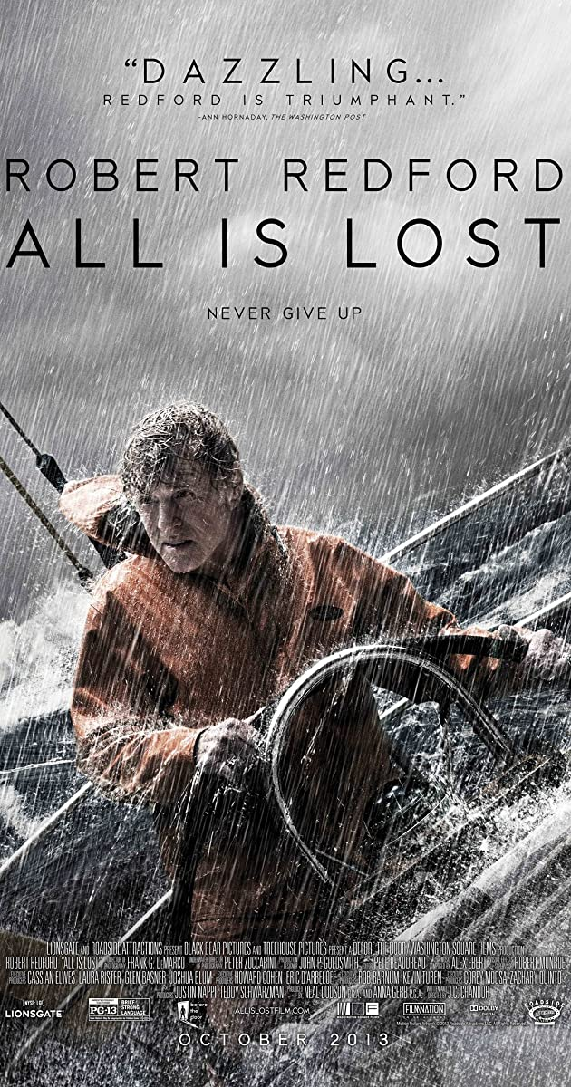 All Is Lost 2013 BRRip