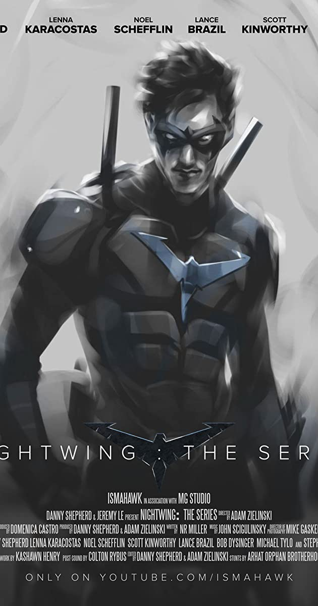 Nightwing: The Series - Episode 1 [Deathstroke] - YouTube