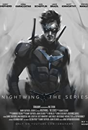 Nightwing: The Series Poster - TV Show Forum, Cast, Reviews