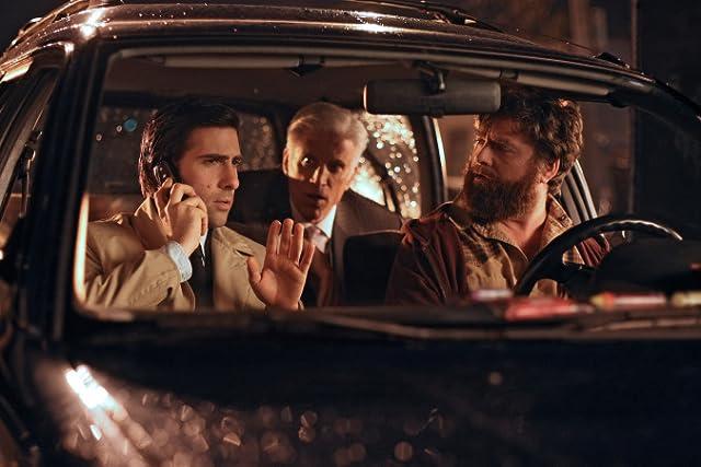 Ted Danson, Jason Schwartzman, and Zach Galifianakis in Bored to Death (2009)
