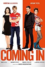 Coming In (2014) Poster - Movie Forum, Cast, Reviews