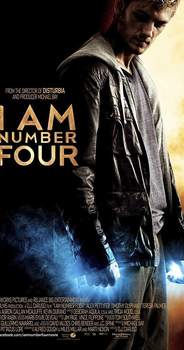 I Am Number Four (2011) - IMDb
