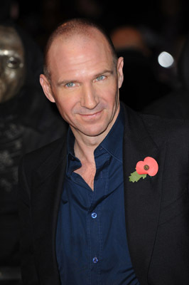 Ralph Fiennes at an event for Harry Potter and the Deathly Hallows: Part 1 (2010)