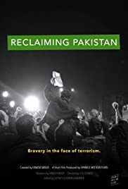 Reclaiming Pakistan Poster