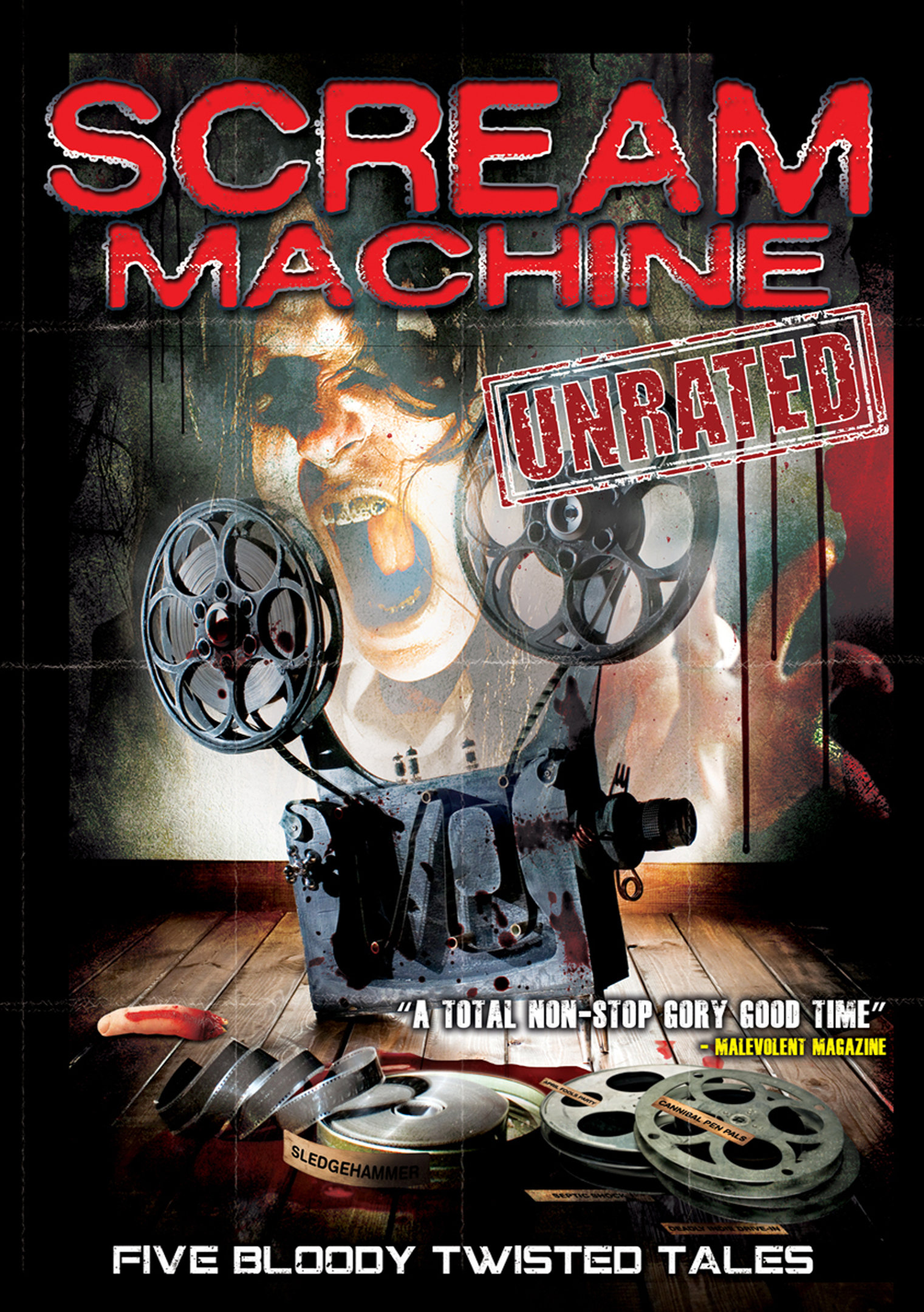 image Scream Machine Watch Full Movie Free Online