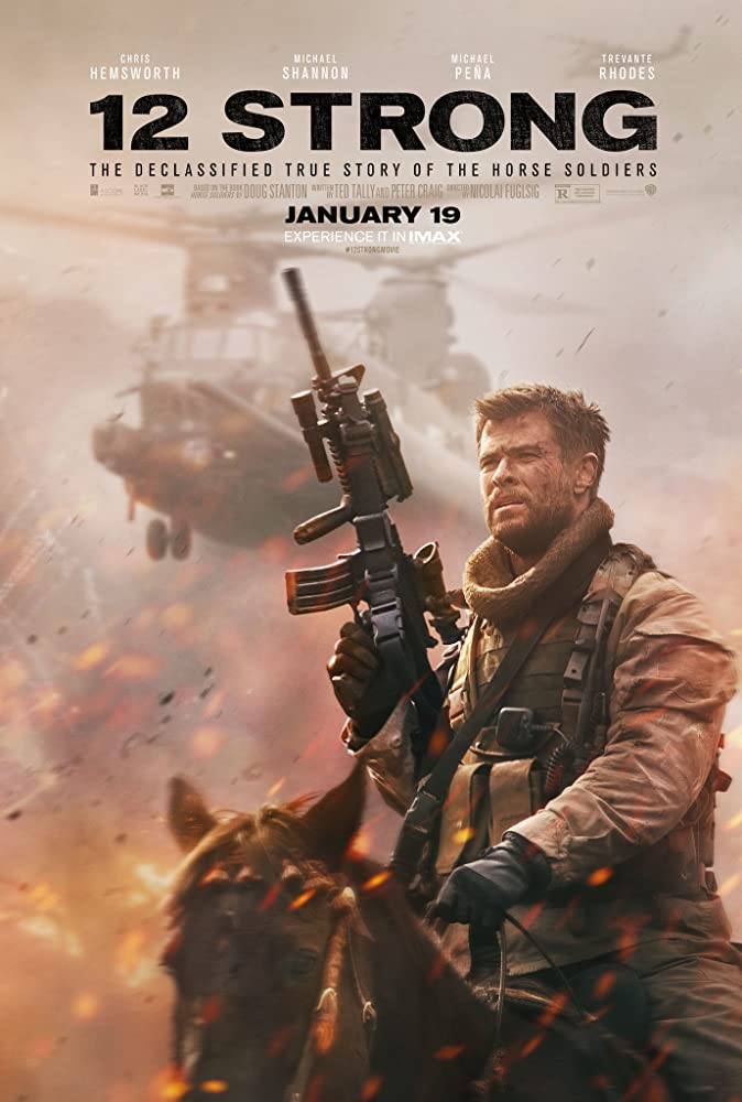 12 Strong (2018) Hollywood Movie