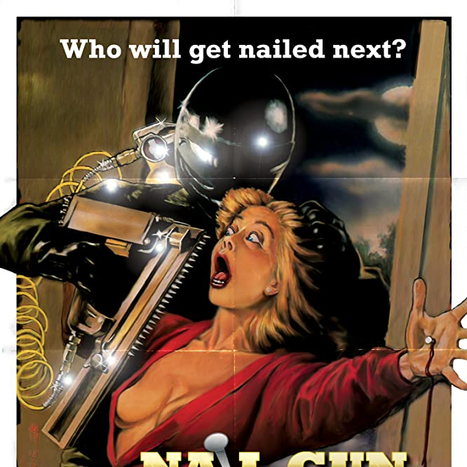 New poster for the 2012 Nail Gun Massacre