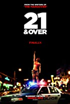 21 & Over (2013) Poster