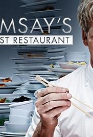 Ramsay's Best Restaurant Poster