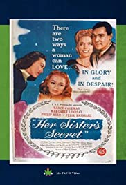 Her Sister's Secret (1946) Poster - Movie Forum, Cast, Reviews