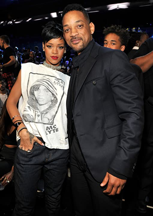 Will Smith and Rihanna at 2013 MTV Video Music Awards (2013)