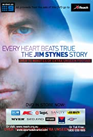 Every Heart Beats True: The Jim Stynes Story Poster