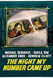 The Night My Number Came Up (1955) Poster - Movie Forum, Cast, Reviews