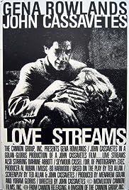 Love Streams(1984) Poster - Movie Forum, Cast, Reviews