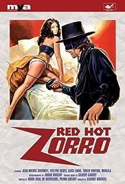 Red Hot Zorro Poster