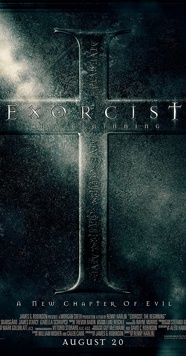 Egzorcistas: pradžia / Exorcist: The Beginning (2004) Online