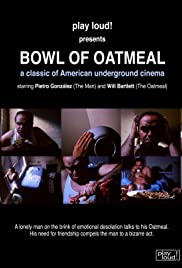 Bowl of Oatmeal Poster
