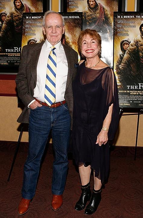 Cormac McCarthy and Paula Mae Schwartz