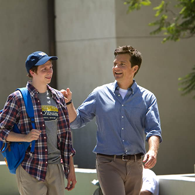 Jason Bateman and Michael Cera in Arrested Development (2003)