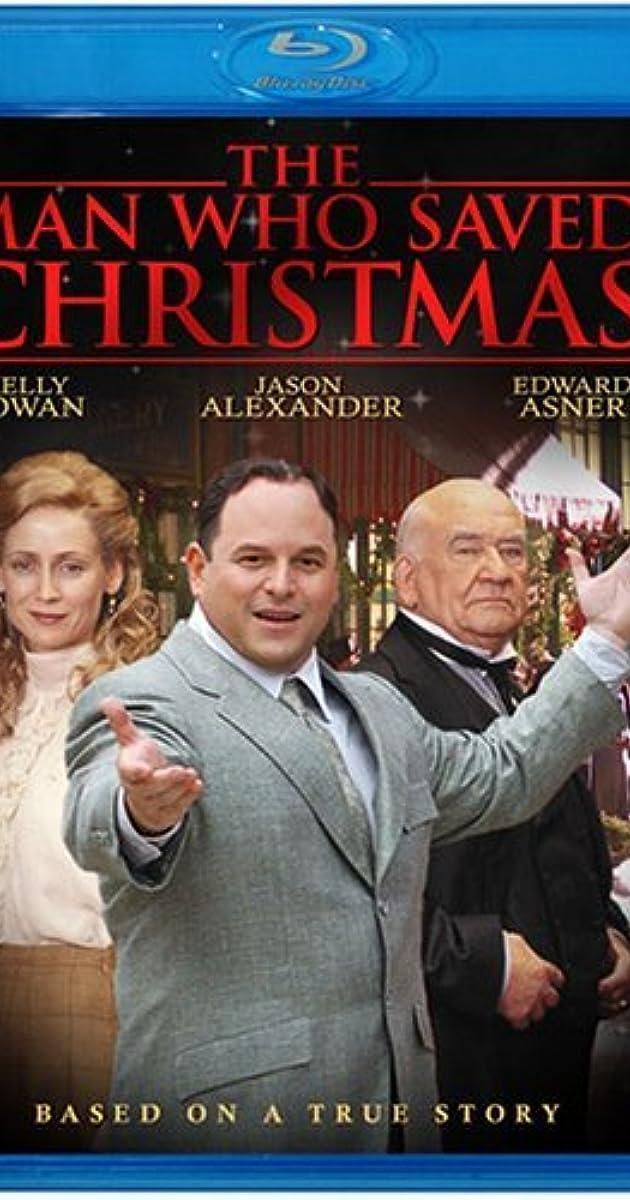 The Man Who Saved Christmas (TV Movie 2002) - IMDb