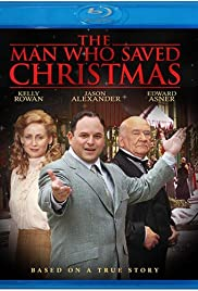 The Man Who Saved Christmas Poster