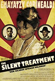 The Silent Treatment Poster