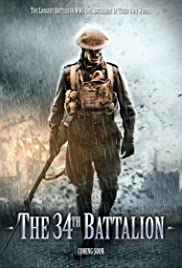 The 34th Battalion Poster