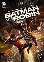 Batman vs. Robin(2015)