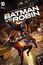 Image of Batman vs. Robin