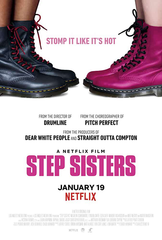 Step Sisters 2018 English 480p WEBRip full movie watch online freee download at movies365.lol