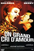 Image of Un grand cri d'amour
