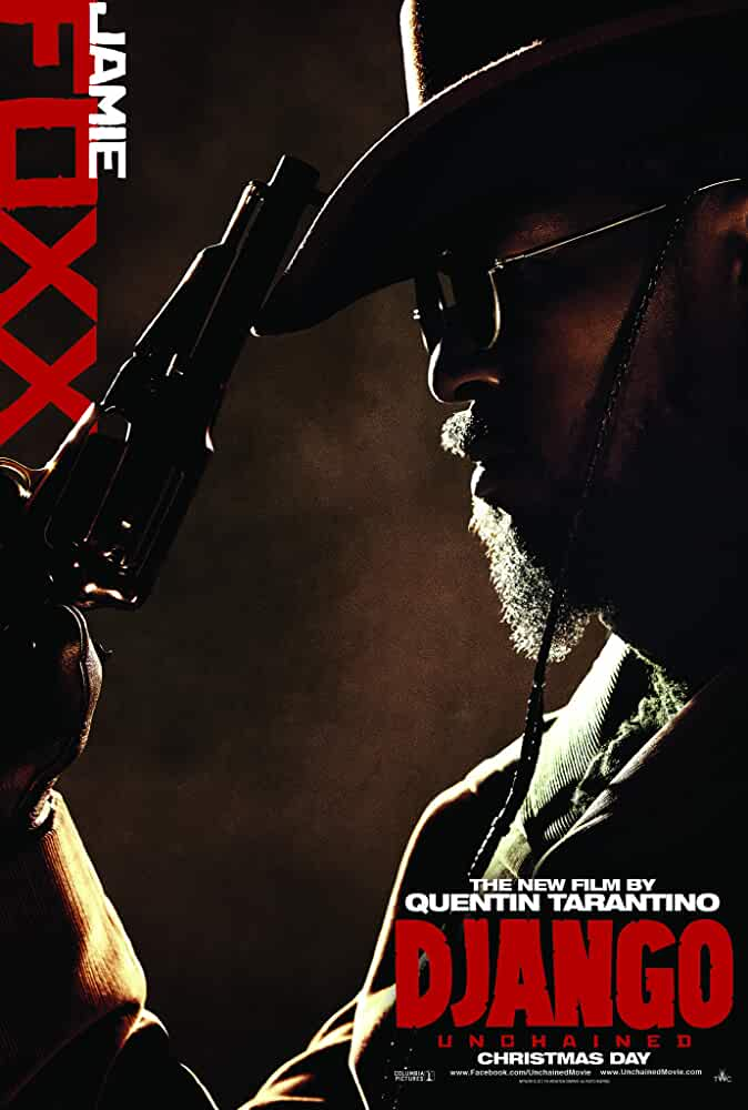 Django Unchained 2012 Hindi Dual Audio 480p BluRay 400MB