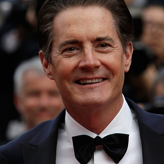 Kyle MacLachlan at an event for Twin Peaks (2017)