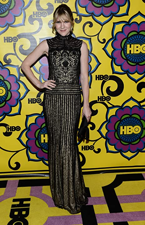 Lily Rabe at The 64th Primetime Emmy Awards (2012)