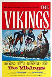 The Vikings (1958) Poster - Movie Forum, Cast, Reviews