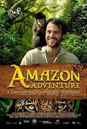 Amazon Adventure (2017) HDRip - Line Audio Movie Poster