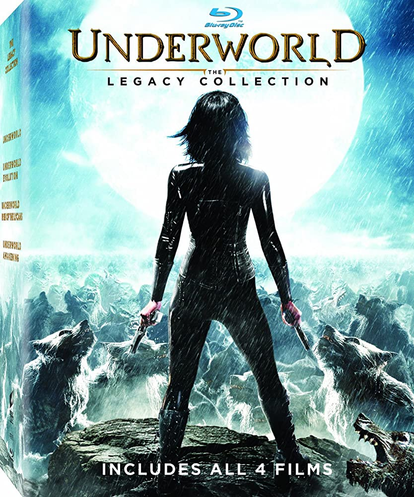 Underworld: Inframundo SAGA 1080p |1Link Mega Español Latino