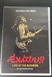Bob Marley and the Wailers: Live! At the Rainbow Poster
