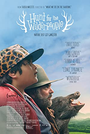 Cazando salvajes | Hunt for the Wilderpeople (2016)